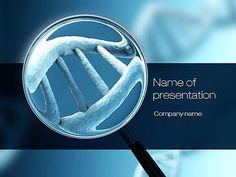 http://www.pptstar.com/powerpoint/template/genetic-test/ Genetic Test Presentation Template