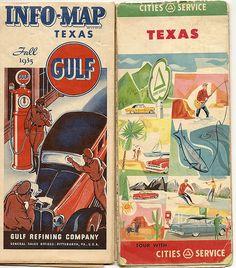 Texas Road Maps | Flickr - Photo Sharing!