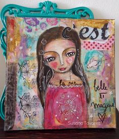 Susana Tavares: New original art in my shop and Sales 50% off :)