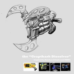 Ratchet and Clank weapon mash-up