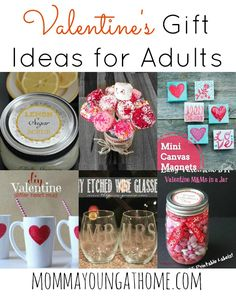 Valentine's Gift Ideas for Adults - MommaYoung
