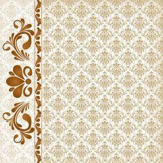 Fond - Printable - Background - Paper - Frame - Brown                                                                                                                                                                                 More