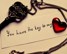 The key to my heart by ~Chyou-Chan on deviantART