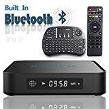 Globmall 4K Android 6.0 TV Box with Free Mini QWERTY Keyboard, 2017 Model X1 android TV Box 64 Bits Amlogic S905X Marshmallow OS with Bluetooth 4.0  by Globmall  (160)  Buy new: CDN$ 199.99 CDN$ 82.99  2 used & new from CDN$ 79.99  (Visit the Bestsellers in Electronics list for authoritative information on this product's current rank.) Amazon.ca: Bestsellers in Electronics