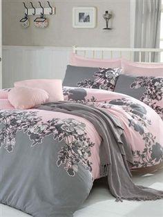Púderrózsaszin ágyneműhuzat garnitúra Pink Bedding Set 3265a11f7d