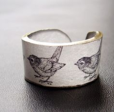 love this gorgeous ring from dillondesigns at etsy