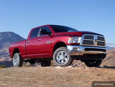 2014 Ram 1500 Customize your truck with stylish upgrades like the
