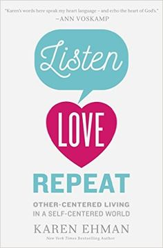 Win a copy of this book and a cute mug on Candace Cameron Bure's Website. #ListenLoveRepeat