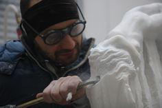 Michal Jackowski, Pracownia/Workshop #jackowski #workshop #bialystok #rzezba #sculptures #poland #art