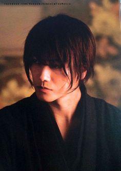 Takeru Sato as Kenshin Himura