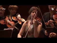 Sinfonia concertante  for Violin, Viola and Orchestra in E-flat major K.364 - Vilde Frang (viool), Nils Mönkemeyer (altviool)