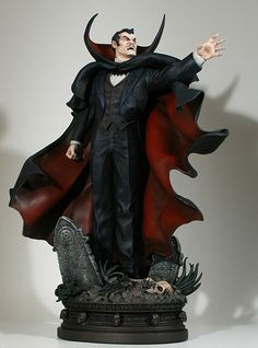 "Dracula by Bowen Designs — 16"" (40.64cm) tall"