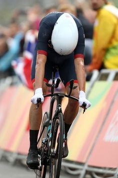 Chris Froome Men's Individual Time Trial Rio 2016 Olympic Games 2016 / Getty Images
