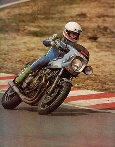 1979 : 2 ème 24 Heures du Mans MotoPremiere épreuve des Championnats d'europe d'enduranceles 28, 29 avril 1979   ...