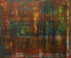 Abstrato 19 - acrílico sobre tela (61x50cm), de Rodrigo Maria