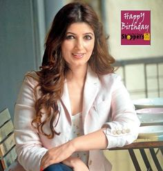 Shoppers99 wish a very Happy Birthday to the  ‪#‎TwinkleKhanna ‪#‎HappyBirthdayTwinkleKhanna