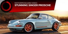 Video :: Singer Vehicle Design, The Ultimate Porsche 911 - UK Car Auction Search :: Search ALL UK Car Auctions Singer Vehicle Design, Porsche 911, Auction, Search, Vehicles, Car, Automobile, Porsche 964, Searching