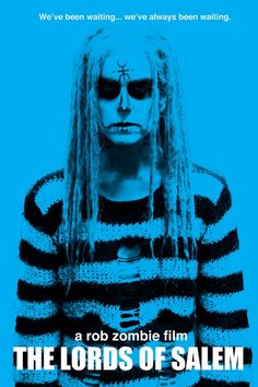 """New poster for Rob Zombie's """"The Lords of Salem"""" premiering in the Midnight Madness programme of Festival '12."""