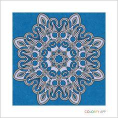 Colorfy Mandala