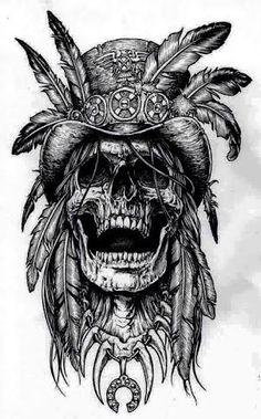 Résultats de recherche d'images pour «tattoo skull»