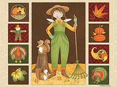 Harvest Friends-Debbie Mumm