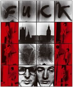 View Dirty words pictures by Gilbert George on artnet. Browse upcoming and past auction lots by Gilbert George. Tableaux Vivants, Gilbert & George, Exhibition Poster, Red Art, Foto Art, Word Pictures, Art For Art Sake, Sculpture, Art Plastique