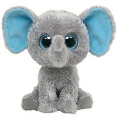 Rare Beanie Boos | Ty Beanie Boo Peanut the Elephant Beanie is In Hand and Ready to Ship
