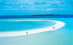 O destino é um paraíso natural ideal para quem busca tranquilidade
