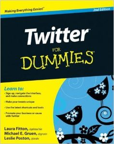 this book gets you up to speed on the basics as well as how Twitter can enrich your life and boost your business