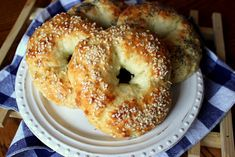Mennonite Girls Can Cook: Rustic Biscuit Bagels