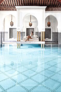 Marrakech travel guide | La Mamounia, Marrakech | #ohhcouture #leoniehanne  Buy air tickets: | http://2track.info/Jl1s/
