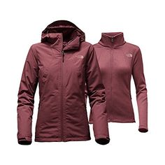 Women's The North Face Highanddry Triclimate Jacket - http://www.darrenblogs.com/2017/02/womens-the-north-face-highanddry-triclimate-jacket/