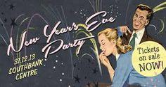 new years eve vintage - Google zoeken
