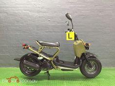 2008 Honda Ruckus / Zoomer (NPS50)