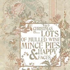 Mince pies via @Alice Cartee Palace