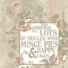Mince pies via @Alice Palace