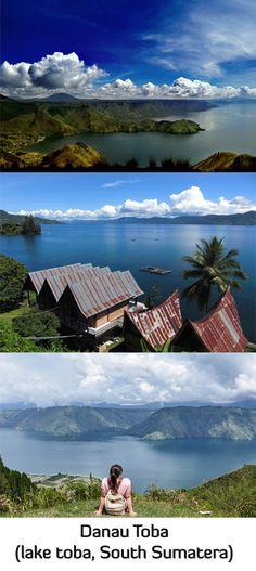 Danau Toba Dari Medan - #Danau Toba Dari Medan, #lake toba Lake Toba, Photo Graphy, Paradise Island, Medan, Archipelago, The Good Place, Waterfall, Places To Visit, Landscape
