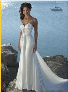 my future dress to renew vows...just because....on a beach:0)
