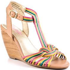 Get the must-have wedges of this season! These Seychelles Rainbow Tan Leather Wedges are a top 10 member favorite on Tradesy. Save on yours before they're sold out! Leather Wedges, Tan Leather, Cute Sneakers, Seychelles Shoes, Comfortable Boots, Casual Heels, Ankle Strap Heels, Classy And Fabulous, T Strap