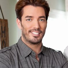 Get to know Jonathan Scott, star of HGTV's hit shows Property Brothers, Buying and Selling and Brother Vs. Brother.