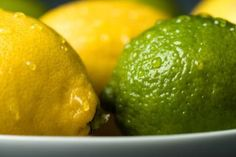Difference btwn Limes and Lemons
