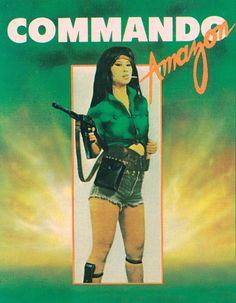 Commando Amazon aka Golden Queen's Commando(Yen-Ping Chu, 1982)