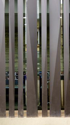 Biblioteca Sant Antoni - Joan Oliver, RCR architects