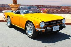 British Sports Cars car search / 1975 Triumph TR6  / British Sports Cars / San Luis Obispo / CA / 93401