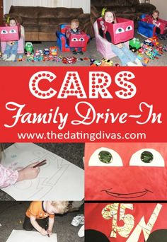 This would be such a fun family night.  Totally doing our own Drive-In movie night!