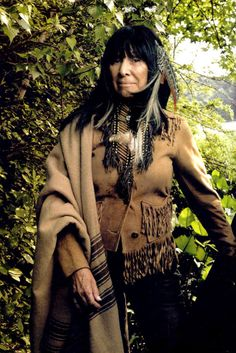 Buffy Sainte-Marie's Ingenious Plan To Help Our First Nations Housing Crisis