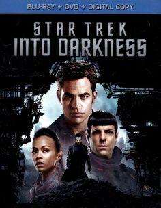 Star Trek Into Darkness (Blu-ray) (W) (Widescreen) #startrekintodarkness #entertainment