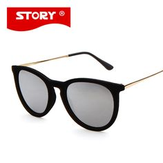 $5.33 (Buy here: https://alitems.com/g/1e8d114494ebda23ff8b16525dc3e8/?i=5&ulp=https%3A%2F%2Fwww.aliexpress.com%2Fitem%2FINMAGIC-Women-Lady-s-Retro-Round-Sunglasses-Brand-Velvet-Frame-Coating-Sunglass-Mirror-Glasses-oculos-de%2F32249542222.html ) INMAGIC oculos erika Women Lady's Retro Round sunglasses Brand 4171 Velvet Frame Unisex Glasses oculos de sol feminino UV400 for just $5.33