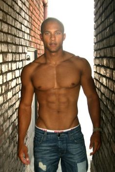 I don't know who he is, but he's beautiful.