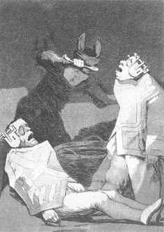 Goya- caprichos